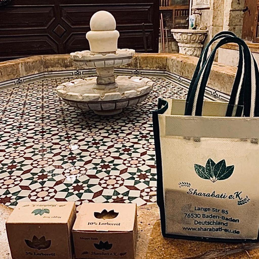 Welche ist die beste Aleppo Seife?, Traditionell oder modern?, Original Aleppo Seife Sharabati | Großhandel