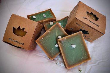 Woran erkennt man eine echte original Aleppo Seife?